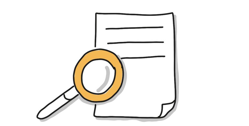 Dokument prüfen