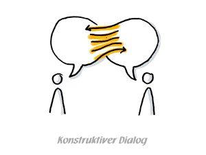 Konstruktiver Dialog