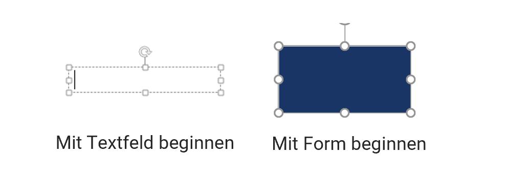 mit-textfeld-oder-form-beginnen