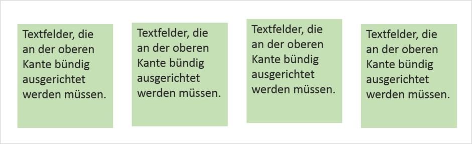nicht-ausgerichtete-textfelder