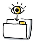 Akteneinsicht visualisiert