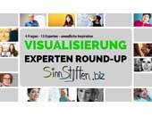 Experten-Round-up zur Visualisierung