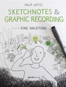 Buchcover Sketchnotes & Graphic Recording (Ausschnitt)