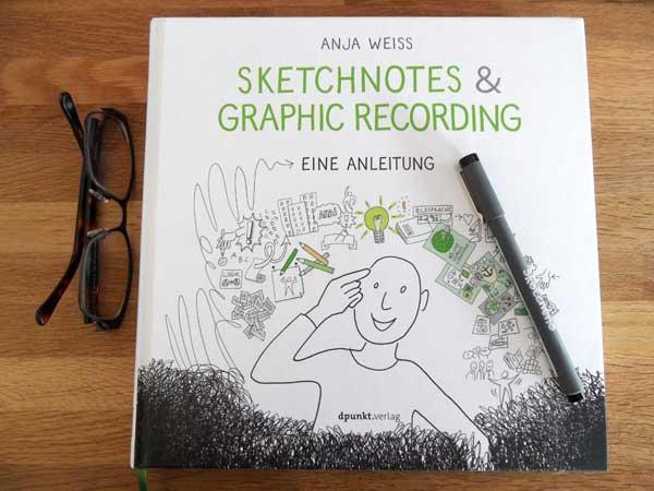 Sketchnotes & Graphic Recording von Anja Weiss