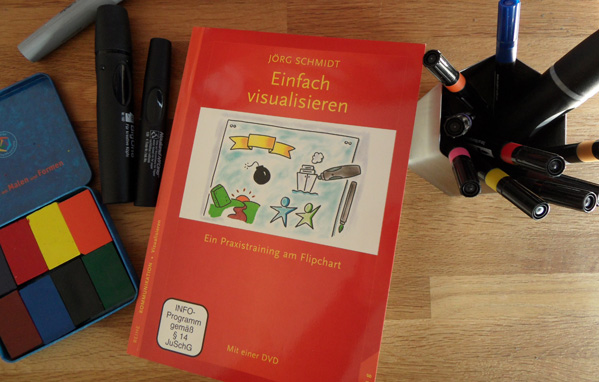 Buch Einfach visualisieren von Jörg Schmidt