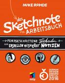 Buchcover Das Sketchnote-Arbeitsbuch
