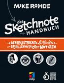 Buchcover Das Sketchnote-Handbuch