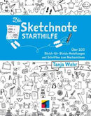 Buchcover Die Sketchnote-Starthilfe