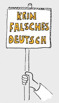 Leichte Sprache ist kein falsches Deutsch