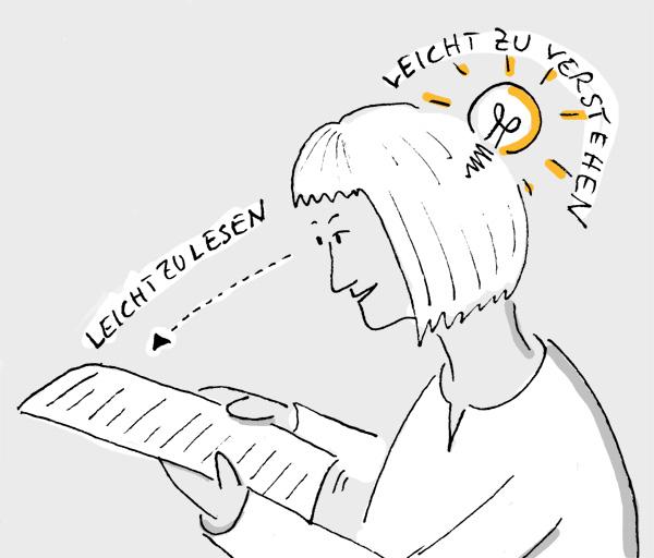 Leichte Sprache: leicht zu lesen, leicht zu verstehen