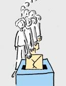Sketchnote zur Bundestagswahl 2017 - Ausschnitt