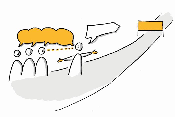 Schaffen Sie eine konstruktive Lern- und Feedbackkultur