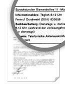 Ausschnitte aus eingescannten Dokumenten präsentieren