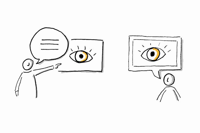 Arbeiten Sie mit Visualisierungen