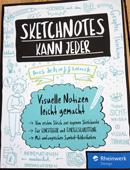 Buchcover Sketchnotes kann jeder