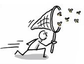 Ausschnitt Sketchnote zum Bienenrecht