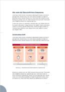 Beispielseite: Schaubild in Worddokument