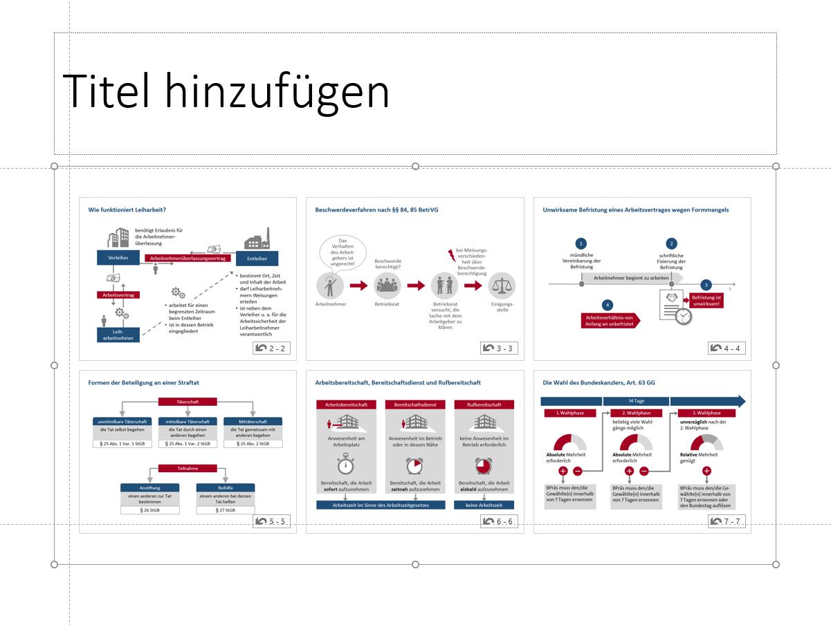 Flexibel Präsentieren Mit Der Neuen Zoomfunktion In Powerpoint 2019