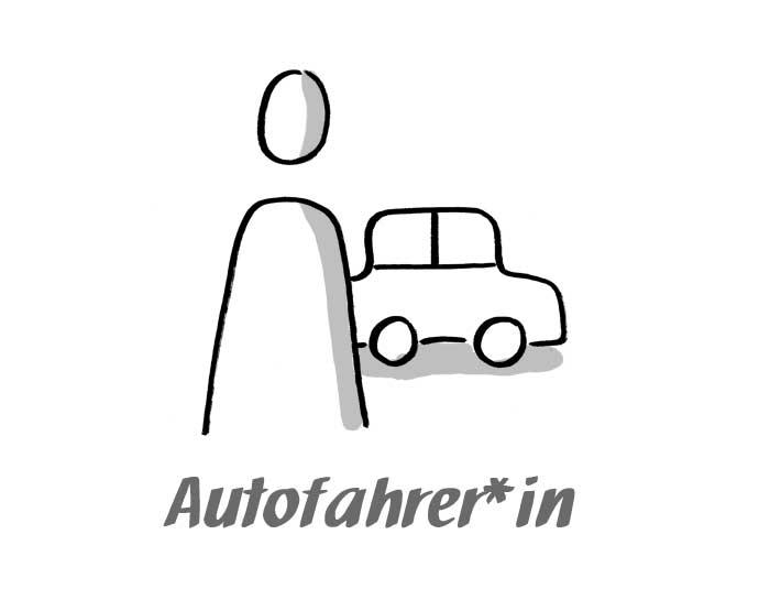 Autofahrer*in