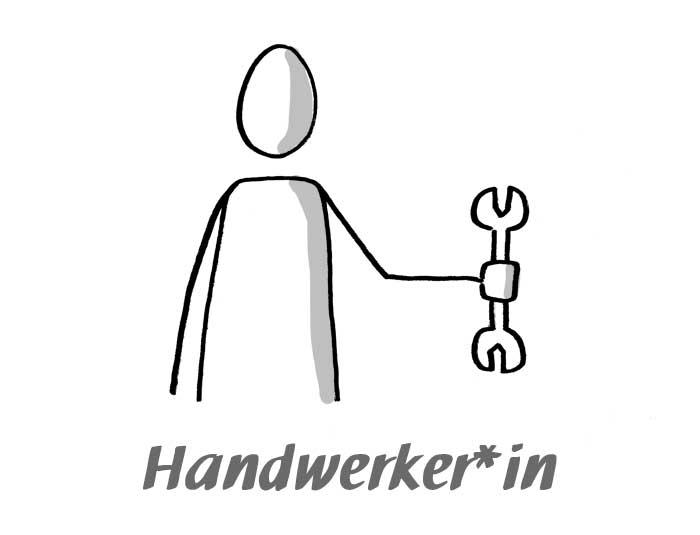 Handwerker*in