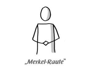 """""""Merkel-Raute"""""""
