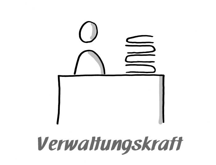 Verwaltungskraft