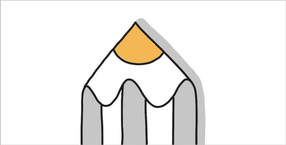 Stiftspitze