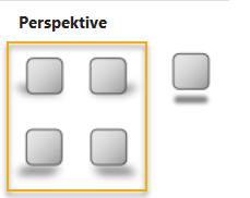 Screenshot PowerPoint: Perspektivische Schatten